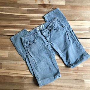 Pants - Light Blue Skinny Ankle Pants Juniors Size 9